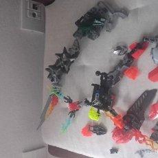 Juegos construcción - Lego: LOTE BIONICLE PUEZAS LEGO. OFERTA!!. Lote 57961399