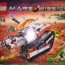Juegos construcción - Lego: CAJA DE LEGO MARS MISSION NUM.7645 DESCATALOGADA NUEVA SIN USO. Lote 58195736
