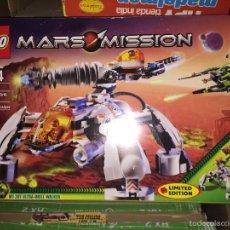 Juegos construcción - Lego: CAJA DE LEGO MARS MISSION NUM.7649 DESCATALOGADA NUEVA SIN USO. Lote 58195794