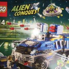 Juegos construcción - Lego: CAJA DE LEGO ALIEN CONQUEST NUM.7066 DESCATALOGADA, NUNCA SE EDITO EN ESPAÑA NUEVA SIN USO. Lote 58195925