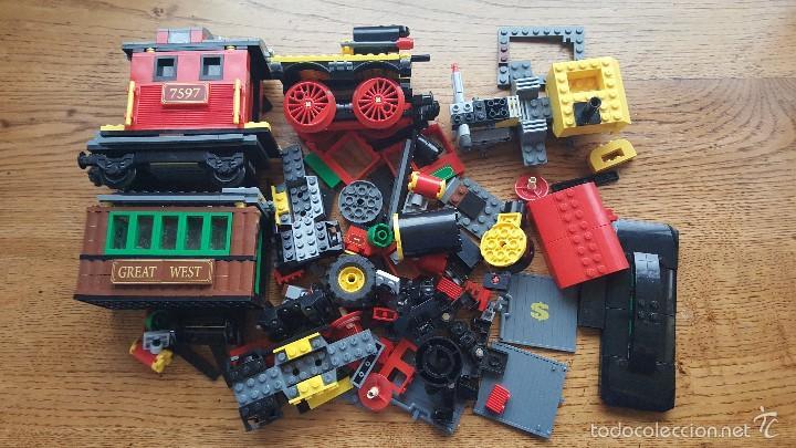 817bcdb1443f0 Lego 7597 tren del oeste de toy story 3 disney - Sold through Direct ...