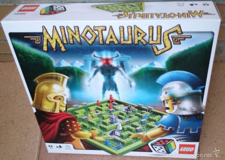 Lego Juego De Mesa Minotaurus 3841 Comprar Juegos Construccion