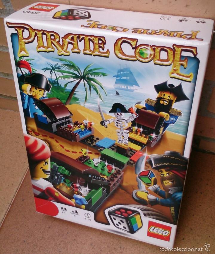 Lego Juego De Mesa Pirate Code 3840 Comprar Juegos Construccion