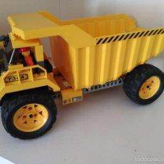 Juegos construcción - Lego: CAMION LEGO CITY DUMPER TRUCK 7344-POCO COMÚN Y DESCATALOGADO. Lote 58651916