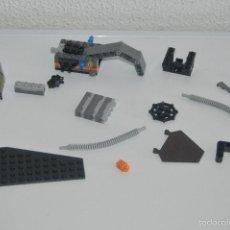 Juegos construcción - Lego: PEQUEÑO LOTE PIEZAS NAVE STARWARS LEGO STAR WARS. Lote 60122699