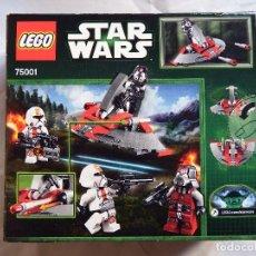 Juegos construcción - Lego: LEGO STAR WARS REPUBLIC TROOPERS VS. SITH TROOPERS. Lote 62052208