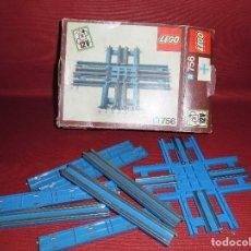 Juegos construcción - Lego: ANTIGUA CAJA DE LEGO REFERENCIA 756. Lote 63603100