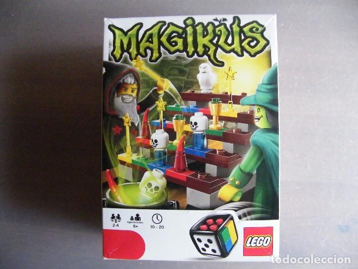 Lego Magikus Juegos De Mesa Comprar Juegos Construccion Lego