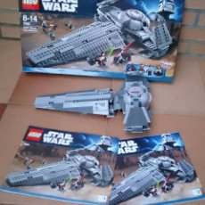Juegos construcción - Lego: LEGO 7961 STAR WARS DARTH MAUL'S SITH INFILTRATOR. Lote 66237350