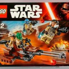 Juegos construcción - Lego: CAJA LEGO STAR WARS NUEVA A ESTRENAR. Lote 72318579