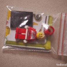 Juegos construcción - Lego: MINIFIGURE DE PILOTO DE F1 DE LA SERIE 3 DE LEGO MINIFIGURES.. Lote 67286673