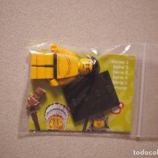 Juegos construcción - Lego: SE VENDE MINIFIGURE DE LUCHADOR DE SUMO DE LA SERIE 3 DE LEGO MINIFIGURES.. Lote 67289813