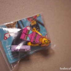 Juegos construcción - Lego: SE VENDE MINIFIGURE DE BAILARINA CALLEJERA DE LA SERIE 5 DE LEGO MINIFIGURES.. Lote 67291745