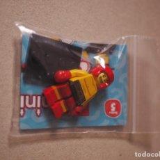 Juegos construcción - Lego: SE VENDE MINIFIGURE DE BOXEADOR DE LA SERIE 5 DE LEGO MINIFIGURES.. Lote 67291925