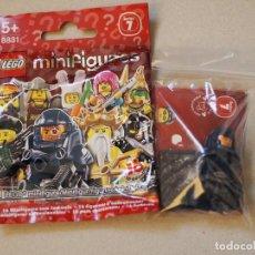 Juegos construcción - Lego: MINIFIGURE DE ASTRONAUTA TIPO HALO DE LA SERIE 7 DE LEGO MINIFIGURES.. Lote 67293945