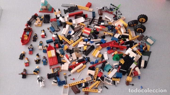 LEGO. LOTE DE PIEZAS (Juguetes - Construcción - Lego)