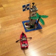Juegos construcción - Lego: LEGO \ LA ISLA DEL SABLE (SABRE ISLAND) - LEGOLAND 6265 - DESCATALOGADO \ COMPLETO \ 1989. Lote 68116885