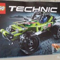 Juegos construcción - Lego: INSTRUCCIONES LEGO TECHNIC 42027. Lote 68364649