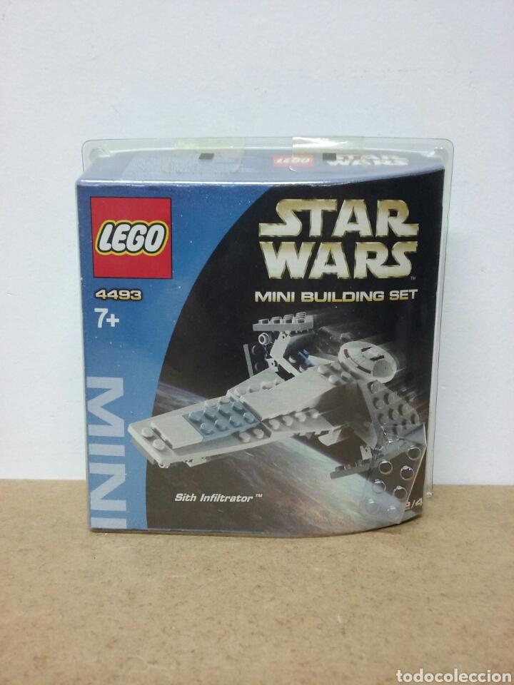 LEGO STAR WARS (4493) SITH INFILTRATOR (SIN ABRIR) (Juguetes - Construcción - Lego)