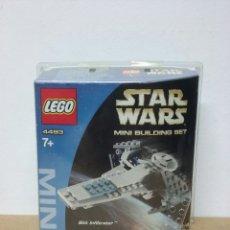 Juegos construcción - Lego: LEGO STAR WARS (4493) SITH INFILTRATOR (SIN ABRIR). Lote 69122163