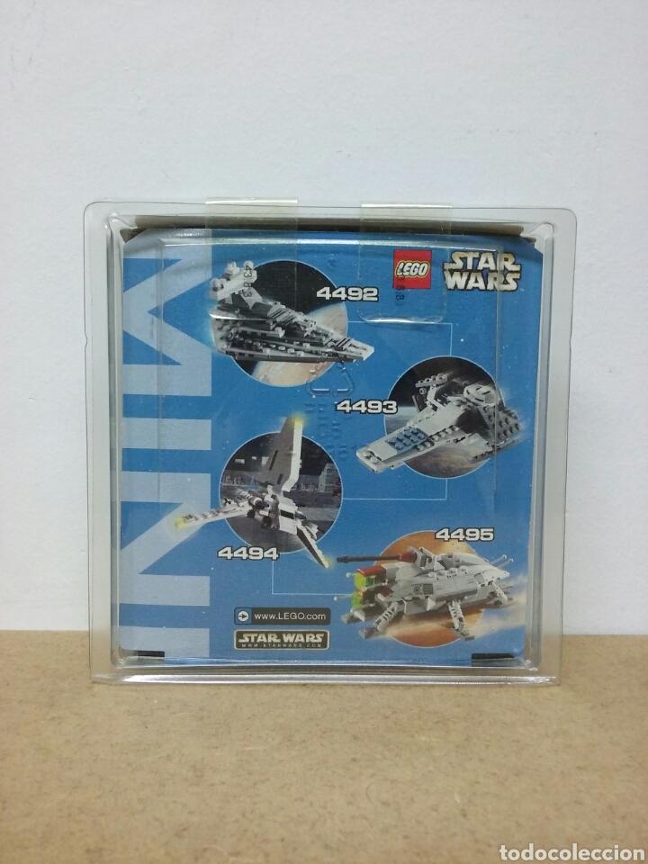 Juegos construcción - Lego: LEGO STAR WARS (4493) SITH INFILTRATOR (sin abrir) - Foto 4 - 69122163