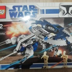 Juegos construcción - Lego: LEGO STAR WARS DROID GUNSHIP 7678. Lote 54498918
