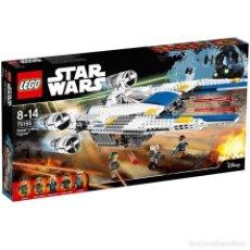 Juegos construcción - Lego: LEGO STAR WARS 75155 REBEL U-WING FIGHTER. Lote 69774109