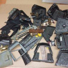 Juegos construcción - Lego: M0001 - MEGABLOCKS 1066 PIRATAS CARIBE, PERLA NEGRA (INCOMPLETO-DESPIECE) + INSTRUCCIONES. Lote 71023493