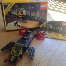 Juegos construcción - Lego: LEGOLAND \ LEGO 6894 \ INVASOR BLACKTRON \ 1988-1989. Lote 71176993