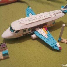 Juegos construcción - Lego: JET LEGO FRIENDS. Lote 71509726