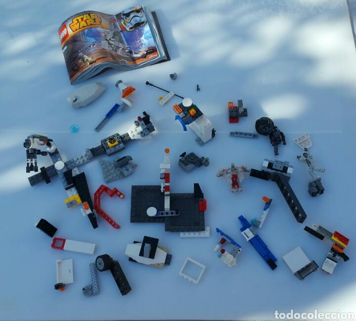 LEGO STAR WARS 75081 . PIEZAS DE LAS IMÁGENES (Juguetes - Construcción - Lego)