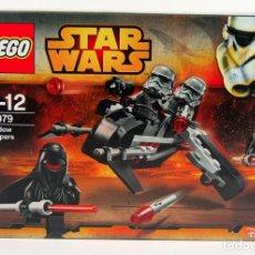 Juegos construcción - Lego: CAJA LEGO STAR WARS NUEVA A ESTRENAR - SHADOW TROOPERS REF 75079. Lote 72318831