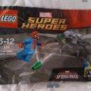 Juegos construcción - Lego: LEGO POLYBAG 30305 EL SUPER JUMPER DE SPIDERMAN. Lote 97384506