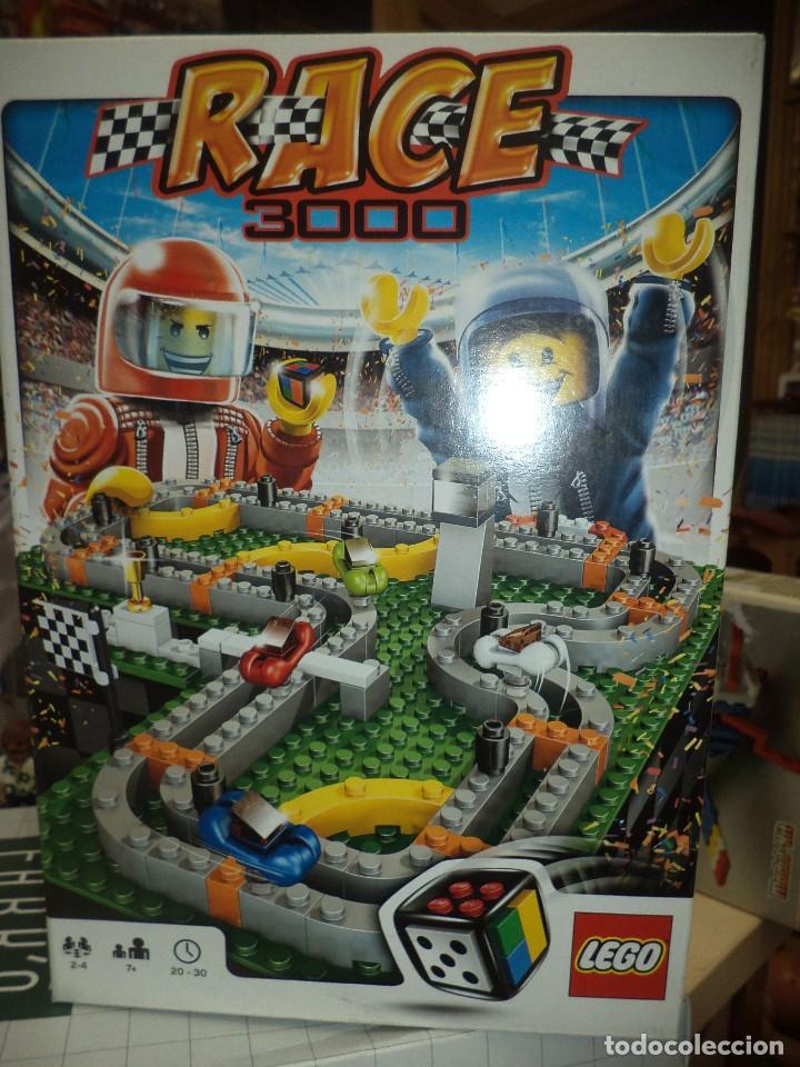 LEGO RACE 3000.REF 3839. (Juguetes - Construcción - Lego)