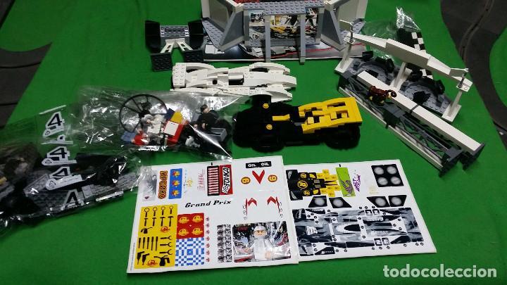 """Juegos construcción - Lego: Lego 8161 Speed Racer """"Grand Prix Race"""" – Completo - Foto 2 - 72884507"""