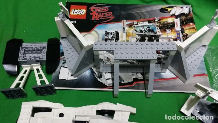 """Juegos construcción - Lego: Lego 8161 Speed Racer """"Grand Prix Race"""" – Completo - Foto 3 - 72884507"""