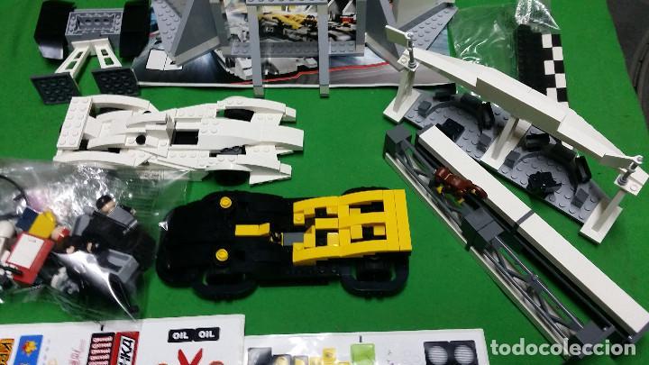 """Juegos construcción - Lego: Lego 8161 Speed Racer """"Grand Prix Race"""" – Completo - Foto 4 - 72884507"""