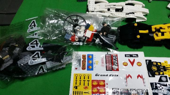 """Juegos construcción - Lego: Lego 8161 Speed Racer """"Grand Prix Race"""" – Completo - Foto 5 - 72884507"""