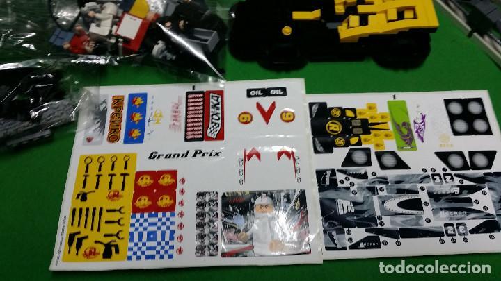 """Juegos construcción - Lego: Lego 8161 Speed Racer """"Grand Prix Race"""" – Completo - Foto 6 - 72884507"""