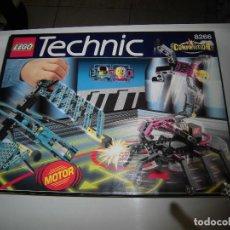 Juegos construcción - Lego: LEGO TECHNIC SERIE COMPETICION REF.8266.. Lote 73412599