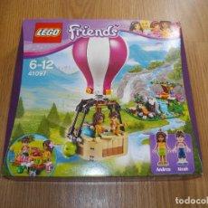 Juegos construcción - Lego: LEGO FRIENDS REF. 41097 EL GLOBO DE HEARTLAKE NUEVO Y PRECINTADO. Lote 73534791
