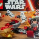 Juegos construcción - Lego: LEGO STAR WARS 75134 GALACTIC EMPIRE BATTLE PACK NEW FACTORY 4 FIGURES INCLUDED. Lote 74158287