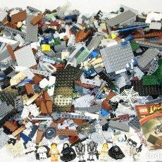 Juegos construcción - Lego: LOTE MÁS DE 4,5 KG. LEGO STAR WARS, INDIANA JONES.... Lote 74219786