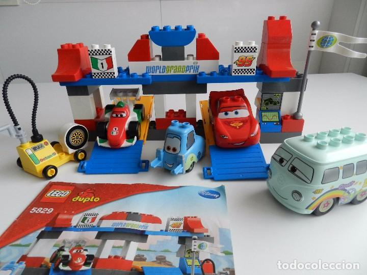 Lego Cars 2 Games Klippdesign