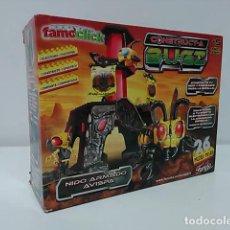 Juegos construcción - Lego: NIDO ARMADO AVISPA - CONSTRUCT-A BUGZ - FAMOCLICK - NUEVO. Lote 75794527