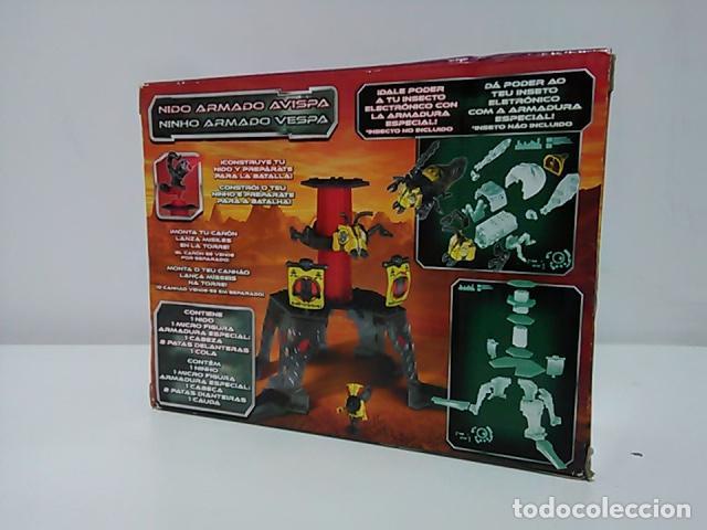 Juegos construcción - Lego: Nido Armado Avispa - Construct-A Bugz - Famoclick - Nuevo - Foto 2 - 75794527