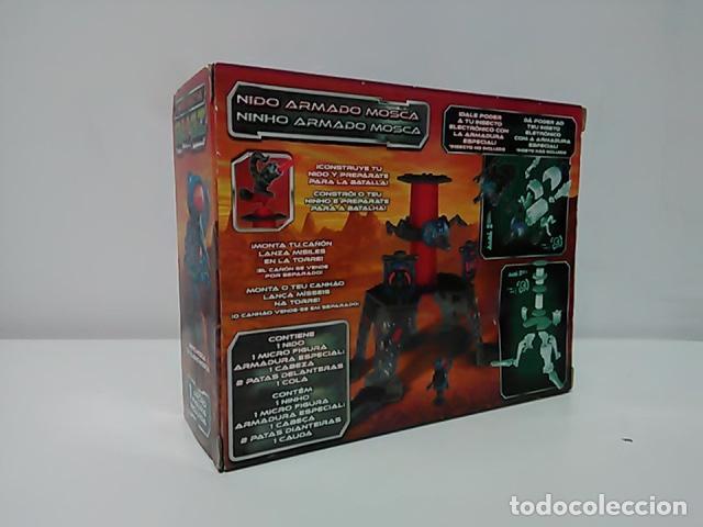 Juegos construcción - Lego: Nido Armado Mosca - Construct-A Bugz - Famoclick - Nuevo - Foto 2 - 75794623