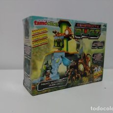 Juegos construcción - Lego: NIDO ARMADO ABEJA - CONSTRUCT-A BUGZ - FAMOCLICK - NUEVO. Lote 75794683