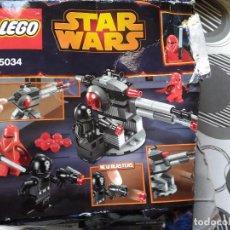 Juegos construcción - Lego: LEGO STAR WARS DEATH STAR TROOPERS (75034). Lote 76794791