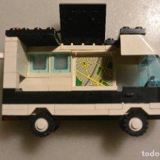 Juegos construcción - Lego: FURGÓN POLICIA DE LEGO. AÑOS 70. Lote 76981093